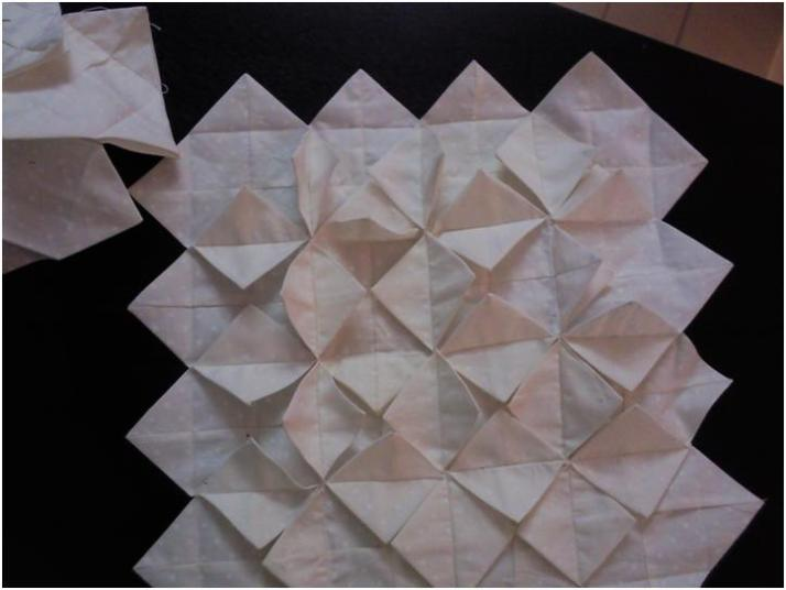 Cathedral Window Quilt Tutorial Betukbandi
