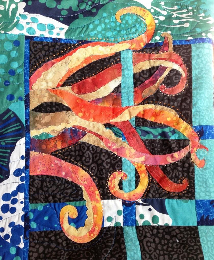 Octopus Garden Quilt