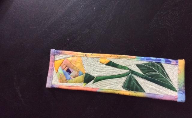 Rose Stem -Bookmark
