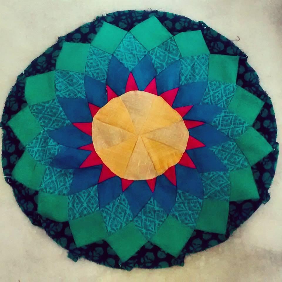 Diptee's Gem - the Torquoise Dahlia