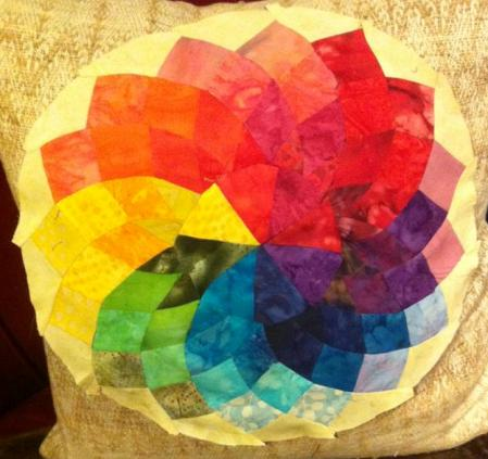 Jaya Parker's  Colour Wheel