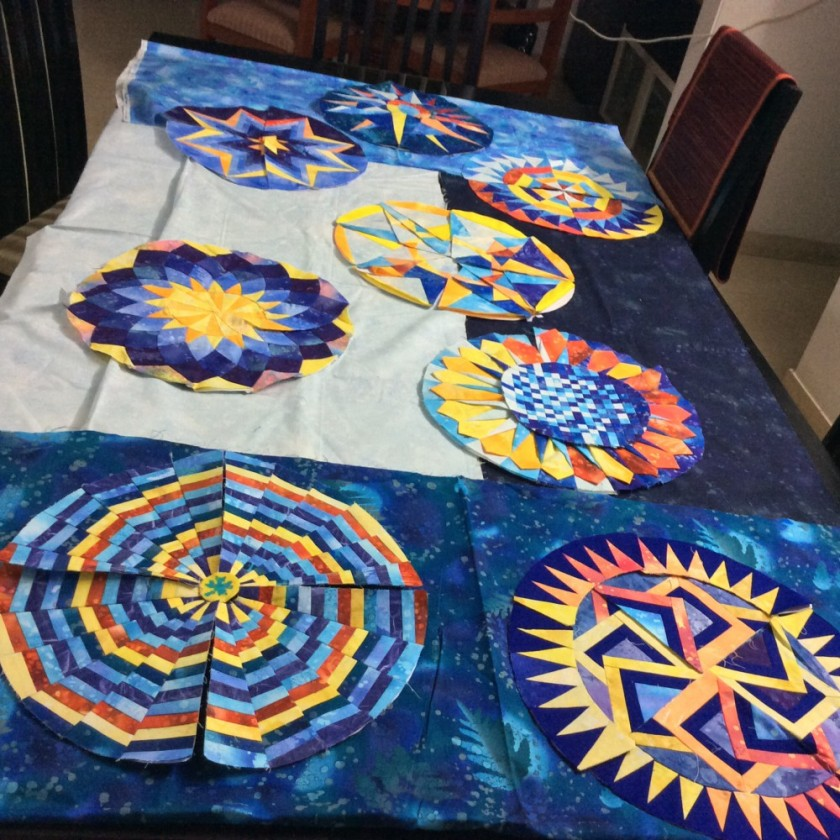 Eight more blocks to come!