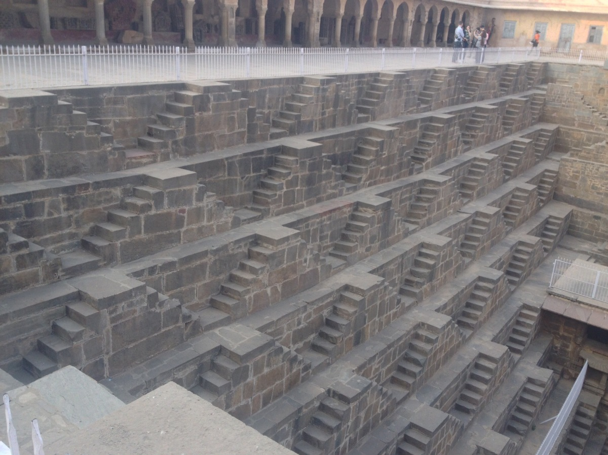 Step(Well) into the Past – Chand Baori