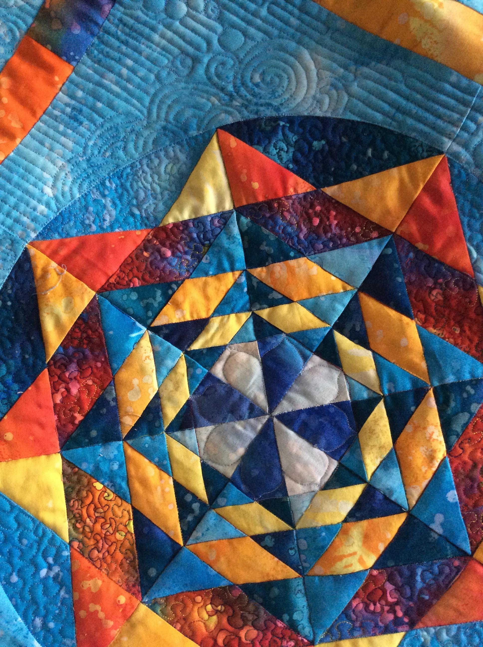 Dreamcatcher Quilt | betukbandi : mandala quilts - Adamdwight.com