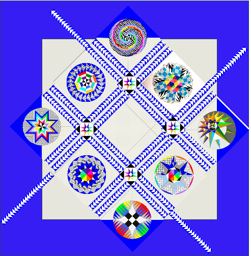 More Layout Options for the RainbowDreamcatcher