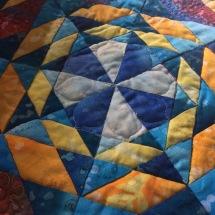 The Dreamcatcher at Dusk - Block 14 (Almost) Fractal Mandala