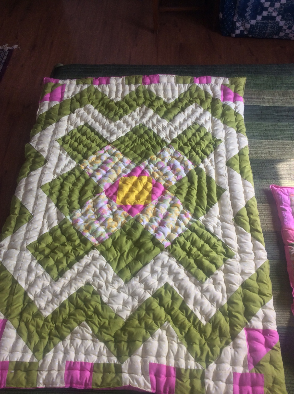 The Quilts ofLove…